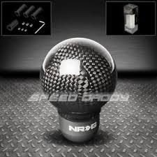 NRG UNIVERSAL RACING MANUAL 5 6 SPEED MT BALL STICK SHIFT KNOB