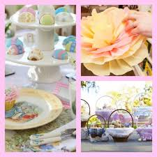 Easter At Pottery Barn Kids - MomTrends Easter At Pottery Barn Kids Momtrends Easy Diy Inspired Rabbit Setting For Four Entertaing Made 1 Haing Basket Egg Tree All Sparkled Up Tablcapes Table Settings With Wisteria And Bunny Palm Beach Lately Brunch My Splendid Living Toscana Designs