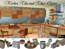 Kitchen This And That Clutter