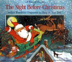 Twas The Night Before Halloween Book by The Night Before Christmas Clement Clarke Moore Books Tell You