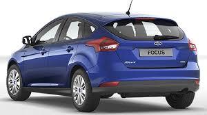 dimensions ford focus 2015 coffre et intérieur