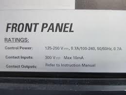 Keyence Light Curtain Wiring by Ge Multilin T60 Transformer Management Relay