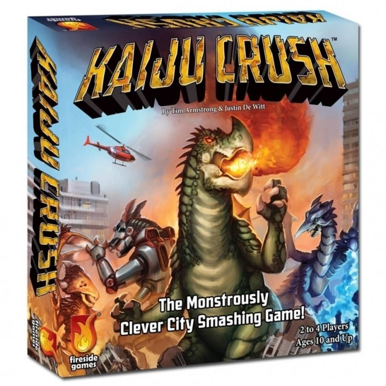 Fireside Games - Kaiju Crush