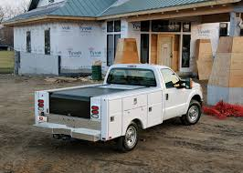 100 Utility Truck Parts Retractable Bed Cover For S