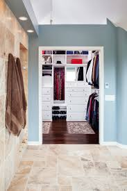 master bedroom walk in closet houzz