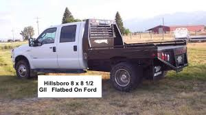 Truck Beds: Steel Flatbed Truck Beds