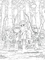 Lego Ninjago Coloring Pages 8 Pics Of Army Vehicles Remarkable Page Movie