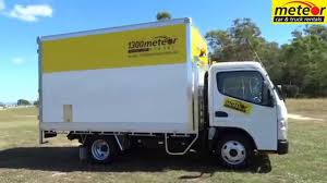 100 Truck Rentals For Moving U2059 Mits Canter 2 Tonne Pantec Meteor Car And Rentals Cairns