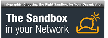 Infographic Choosing The Right Sandbox Solution For Your Organization