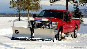 100 Truck With Snow Plow Fisher XtremeV