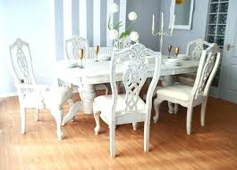 Full Size Of Shabby Chic Dining Room Chairs Table Decorations Set Round Amazing Stunning Furniture For