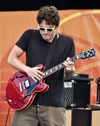 John Mayer Used The ES 335 On Crossroads Guitar Festival In 2010 To