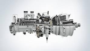 gas turbine gas compression magazine