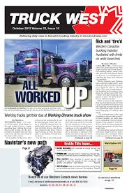 100 Tire By Mark Truck West October 2012 By Annex Business Media Issuu