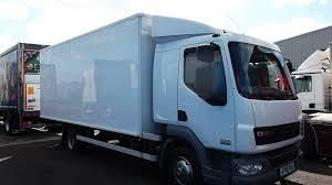 100 Truck Sleeper Cab 2008 DAF LF45140 SLEEPER CAB Euro 4 Aluminium Boxvan