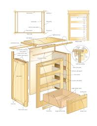 woodworking plans desk better ideas motorized adjustable computer