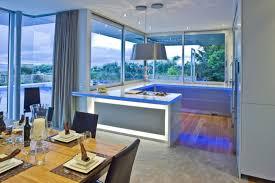Kitchen Theme Ideas Blue by Kitchen Blue And Cream Combination Kitchen Decor Idea Modern