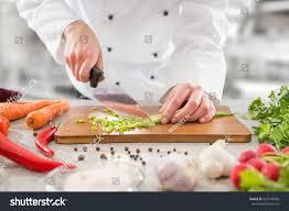 cuisine preparation chef cooking food kitchen restaurant cutting ภาพสต อก 572749000