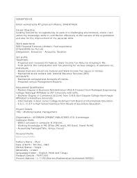 Executive Resumes Samples Free Delectable Mba Resume Sample Template Nice