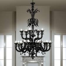 Orillia Ten Light Chandelier Glam Glow Foyer