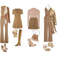 In The Nude 70s Inspired Fall Outfits