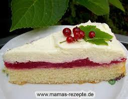 johannisbeeren torte