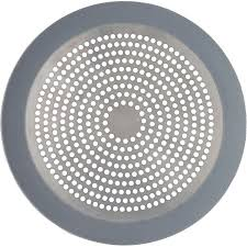 Bathroom Drain Hair Stopper Walmart by Peerless Metal Shower Strainer With Rubber Gasket Walmart Com