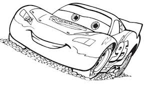 Coloring Pages For Disney Cars