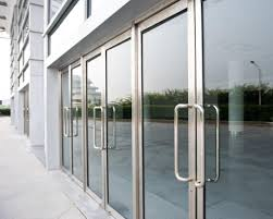 Kawneer Curtain Wall Doors by Services Ctr Site Services
