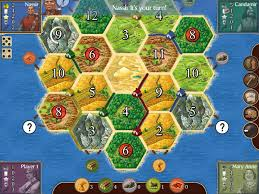 Catan Is A Game Of Resources Where Your Goal To Own As Much Land And Materials Possible In Order Become The Lord
