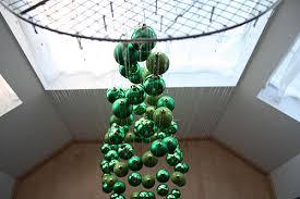 Christmas Tree Ornament Mobile