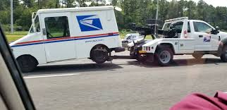 A Mail Truck, Towing A Mail Truck, While A Mail Truck Passes Going ... Usps Picks Am General To Help Build Xtgeneration Mail Trucks Grumman Long Life Vehicle 1987 By 3d Model Store Humster3dcom Youtube Police Postal Carrier Who Crashed Truck Blames Dyslexia For Us Service Says Charlotte Delivery Delays Due Llv Parked At The Post Die Cast Mail Truck Becky Me Toys Cheap Toy With Sliding Doors Editorial Photo Image Of States Community 49767891 Searching Future Fox Answer Man No After Snow Slow Plowing How Are Trucks That Get 10 Mpg Still Legal Dvetribe