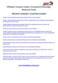 Ohbaby!-coupon-codes By Ben Olsen - Issuu Receive A 95 Discount By Using Your Bfs Id Promotion Imuponcode Shares Toonly Coupon Code 49 Off New Limited Use Coupons And Price Display Cluding Taxes Singlesswag Save 30 First Box Savvy Birchbox Free Limited Edition A Toast To The Host With Annual Subscription Calamo 10 Off Aristocrat Homewares Over The Door Emotion Evoke 20 Promo Deal Coupon Code Papa John Fabfitfun Fall 2016 Junky Codes For Store Online Ultimate Crossfit Black Friday Cyber Monday Shopping