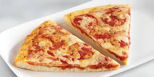 Pepperoni Pizza Double Slice