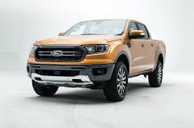 2019 Ford Ranger Starts At $25,395 - Motor Trend Grey Wildtrak Front Grill Facelift Ford Ranger Px2 Mk2 Truck 2015 2011 Price Photos Reviews Features Sports Pack Accsories New 2019 Pickup Revealed At Detroit Auto Show Business Spy News Car And Driver 2010 How The Compares To Its Midsize Rivals Concept Of The Week Ii Design What We Know About Allnew Pickup Revealed With 23liter Ecoboost Aero