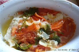 recette cuisine poisson recette filets de poisson à la provençale la cuisine familiale