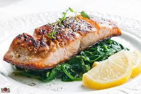 filet de saumon au four