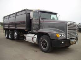 100 Silage Trucks FREIGHTLINER GRAIN SILAGE TRUCK FOR SALE 11713