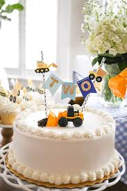 100 Truck Wedding Cake Watsons Construction Truck Birthday Party Holy City Chic