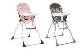 cosco slim fold high chair groupon goods