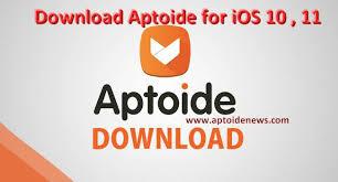Download Aptoide IOS iPhone iPod Apple Devices PC Mac