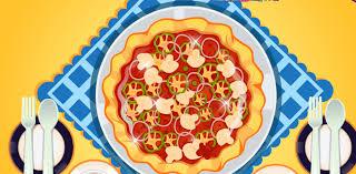 jeux de cuisine de pizza de jeux de cuisine jeux fille et ses pizzas
