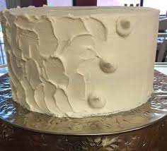 Rustic Frosting And Stacking