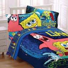 Spongebob Bedroom Set by Spongebob Squarepants Bed Sheet Set Hyper Bob Bedding Twin Home