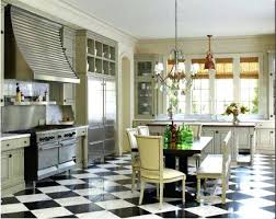 black white kitchen floor tile image of black and white kitchen