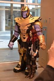 Free Shipping AvengersInfinity War Thanos Cosplay Costume Full Set