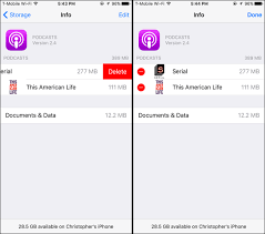 How to Free Up Space Used By the Podcasts App on Your iPhone or iPad