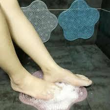 vorleger matten badezimmer rutschfeste matte möbel