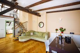 100 Attic Apartments Suite Deminka Palace Prague