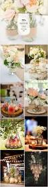 Shabby Chic Wedding Decorations Hire by Best 25 Country Wedding Centerpieces Ideas Only On Pinterest